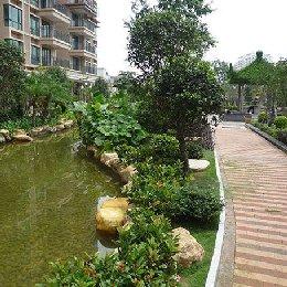 园林景观江西锦绣山河项目
